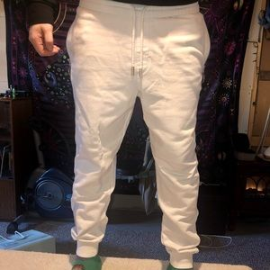 Off-White firetape sweatpants
